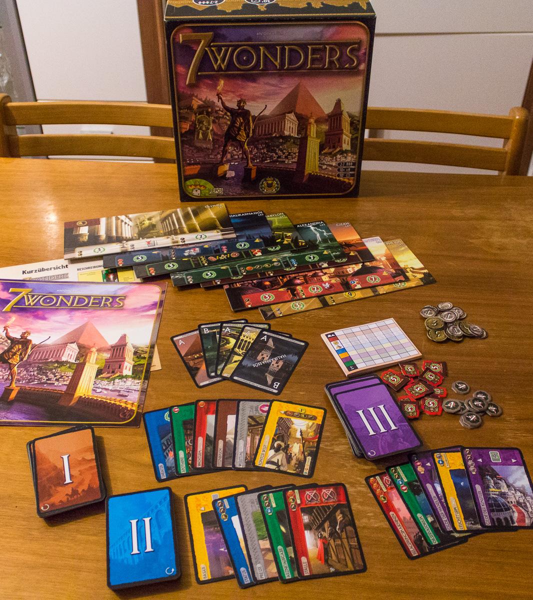 7 wonders spiel