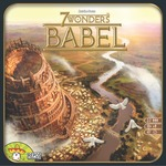 7 Wonders - Babel - Cover