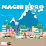 Machi Koro - Cover