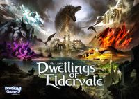 Dwellings of Eldervale - Cover