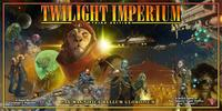 Twilight Imperium - Cover