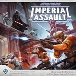 Star Wars: Imperial Assault - Cover