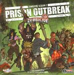 Zombicide Season 2: Prison Outbreak - Cover