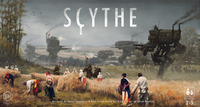 Scythe - Cover