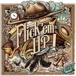 Flick 'em Up! - Cover