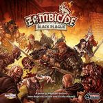 Zombicide: Black Plague - Cover