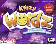 Krazy Wordz - Cover
