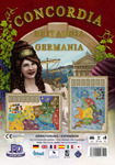Concordia: Britannia / Germania - Cover