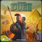 7 Wonders Duel - Cover