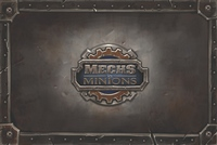 Mechs vs. Minions - Cover