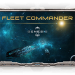 Fleet Commander: Genesis - Cover