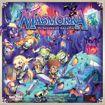 Masmorra: Dungeons of Arcadia - Cover