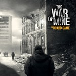 This War of Mine: Das Brettspiel - Cover