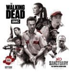 The Walking Dead: No Sanctuary - Cover