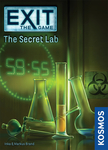 EXIT: Das Spiel – Das geheime Labor - Cover