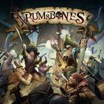 Rum and Bones - Cover