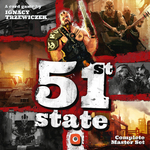 51st State: Das Master-Set - Cover