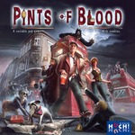 Pints of Blood - Cover