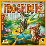 Frogriders - Cover