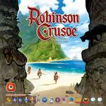 Robinson Crusoe: Abenteuer auf der verfluchten Insel - Cover