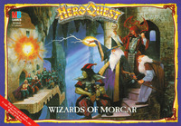 Heroquest: Morcars Magier - Cover