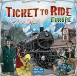 Zug um Zug – Europa - Cover