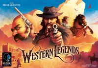 Western Legends - Cover