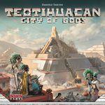 Teotihuacan: Die Stadt der Götter - Cover