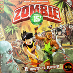 Zombie 15' - Cover
