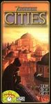 7 Wonders: Cities - Cover