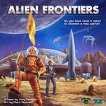 Alien Frontiers: Aurora - Cover