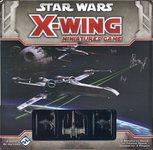 Star Wars: X-Wing Miniaturen-Spiel – Grundspiel - Cover