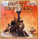 Colt Express - Cover