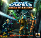 Space Cadets: Away Missions - Cover