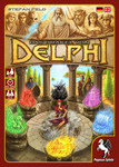 Das Orakel von Delphi - Cover