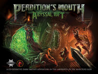 Perdition's Mouth: Abyssal Rift - Cover