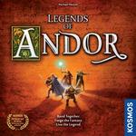Die Legenden von Andor - Cover