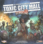Zombicide: Toxic City Mall - Cover