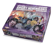 Zombicide: Angry Neighbors - Cover