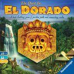 Wettlauf nach El Dorado - Cover