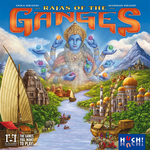 Rajas of the Ganges - Cover