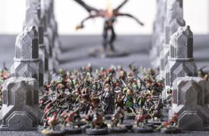 Armee mit Balrog