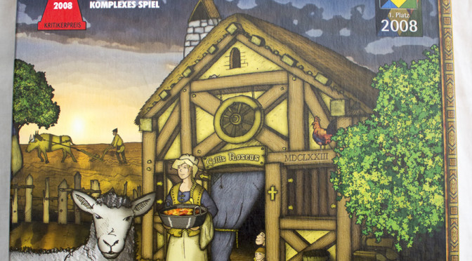 Agricola — Rezension