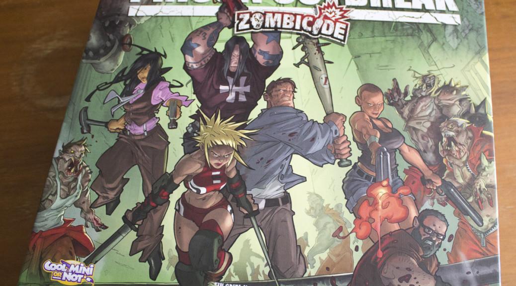 Zombicide Season 2 - Prison Outbreak - Box