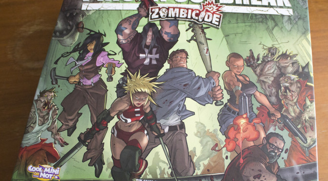 "Unboxing: ""Zombicide Season 2: Prison Outbreak"""