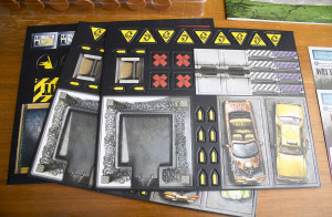 Zombicide Season 2 - Prison Outbreak - Inhalt Material