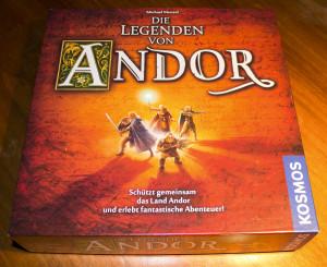 Die Legenden von Andor - Box
