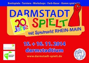 Darmstadt spielt 2014