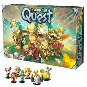 Krosmaster Quest Cover