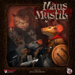 Maus und Mystik Cover